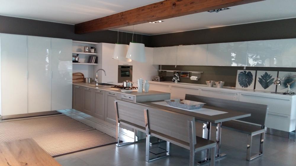 Cucina Zecchinon Al pine Moderno Legno Neutra - Cucine a prezzi ...
