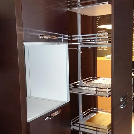 Cucina zecchinon alpine moderno legno bianca cucine a - Cucina bianca legno ...