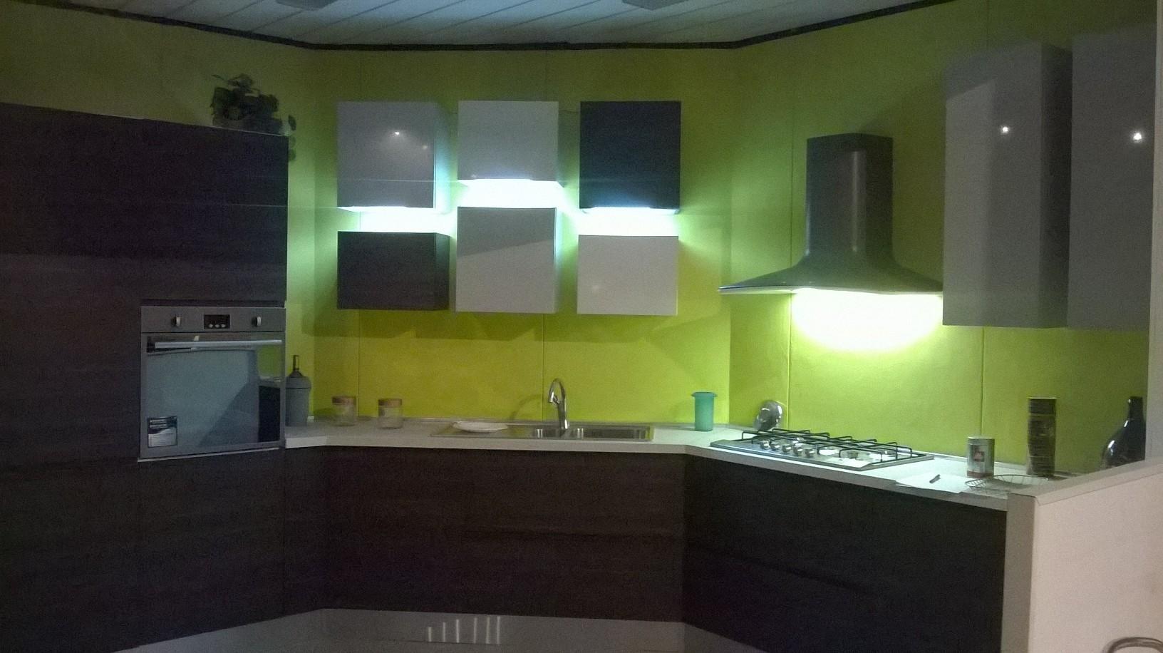 Cucine in offerta essebi scontata del 55 cucine a - Cucina incassata ...