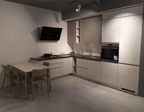 Cucina Zenit + petalo moderna altri colori ad angolo Essebi cucine