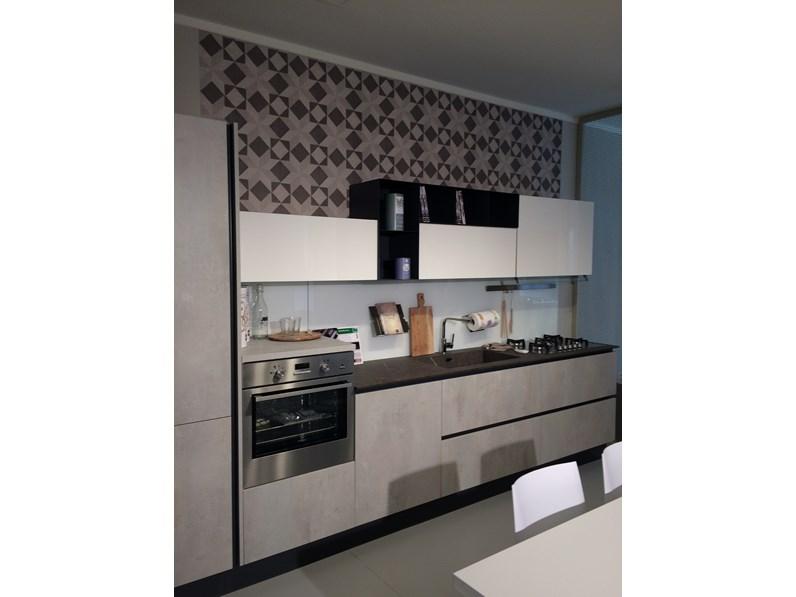 Cucina zona living tavolo aleve 39 stosa cucine a prezzo scontato - Tavolo living riflessi prezzo ...