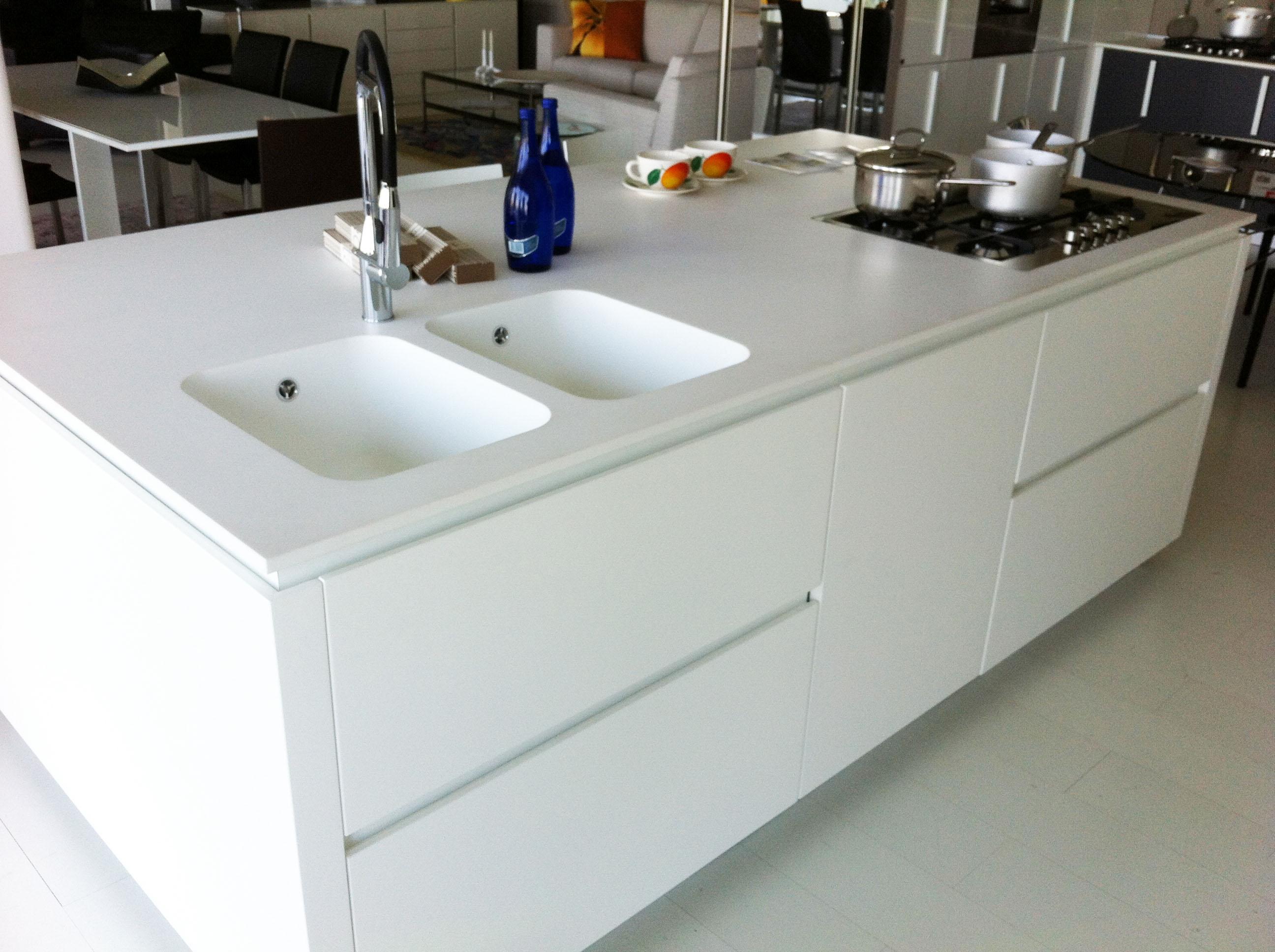 cucine con isola in offerta scontata del 40% cucine Pedini in ...