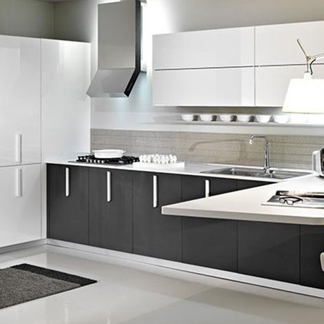 Cucina Ad Angolo Con Isola. Arredare Una Cucina Ad Angolo Cucina Ad ...