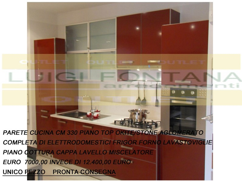 Cucine outlet scontatissime - Cucine esposizione outlet ...