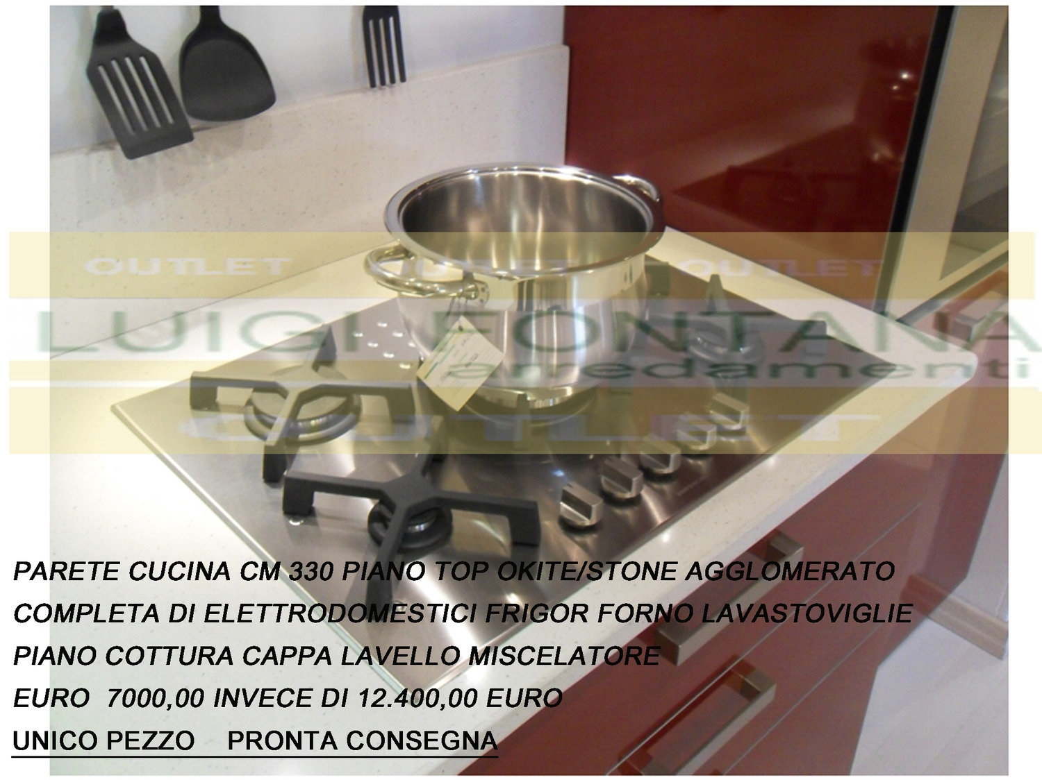 Beautiful Outlet Cucine Lissone Ideas - acrylicgiftware.us ...