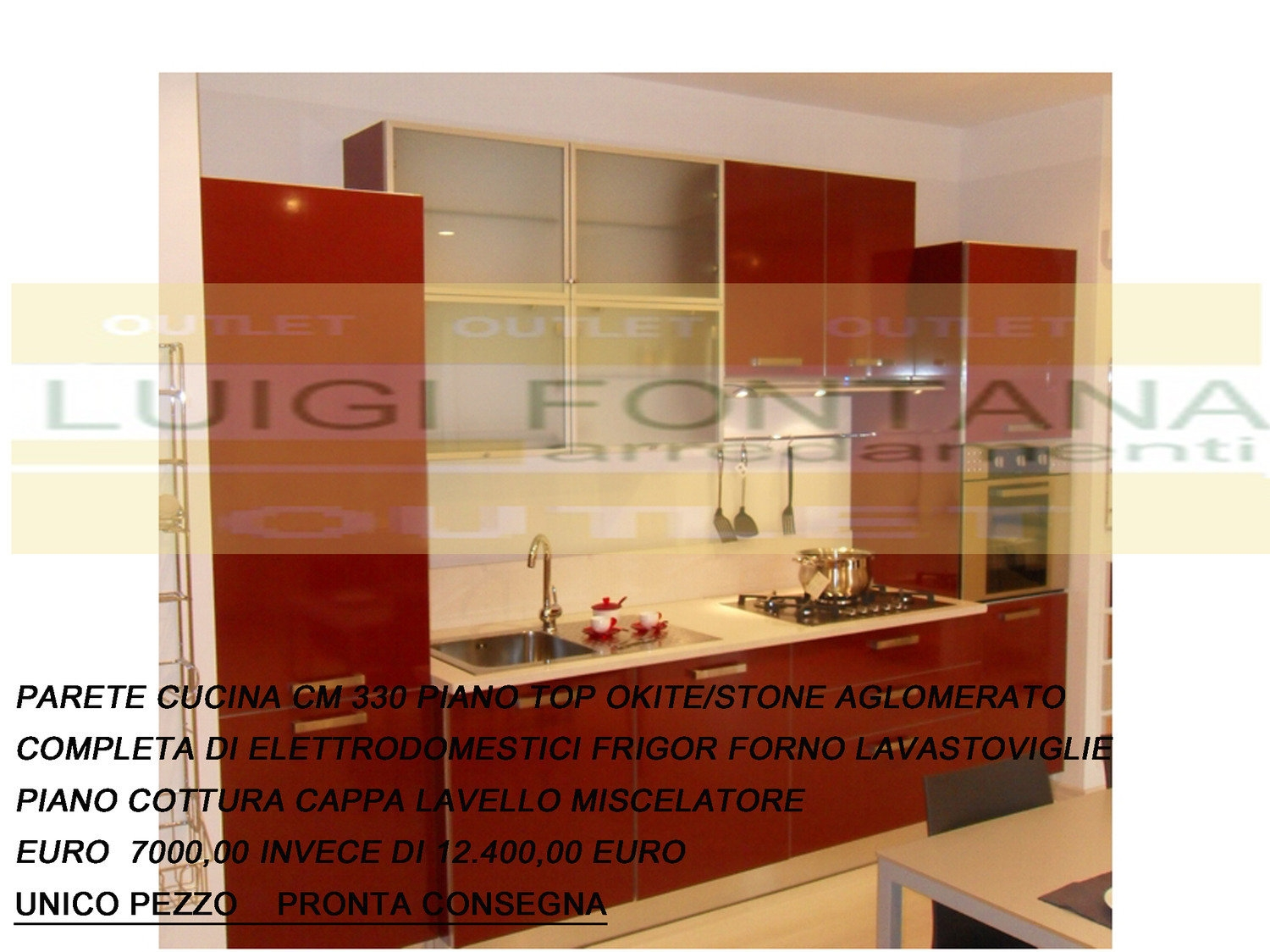 Cucine lissone outlet affordable bioghycom page for Mobili firmati outlet