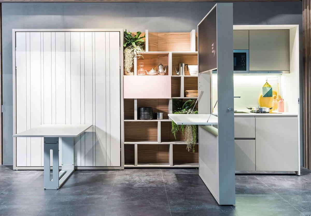 Cucina a scomparsa di clei kitchen box forti sconti sul nuovo cucine a prezzi scontati - Cucina scomparsa ...