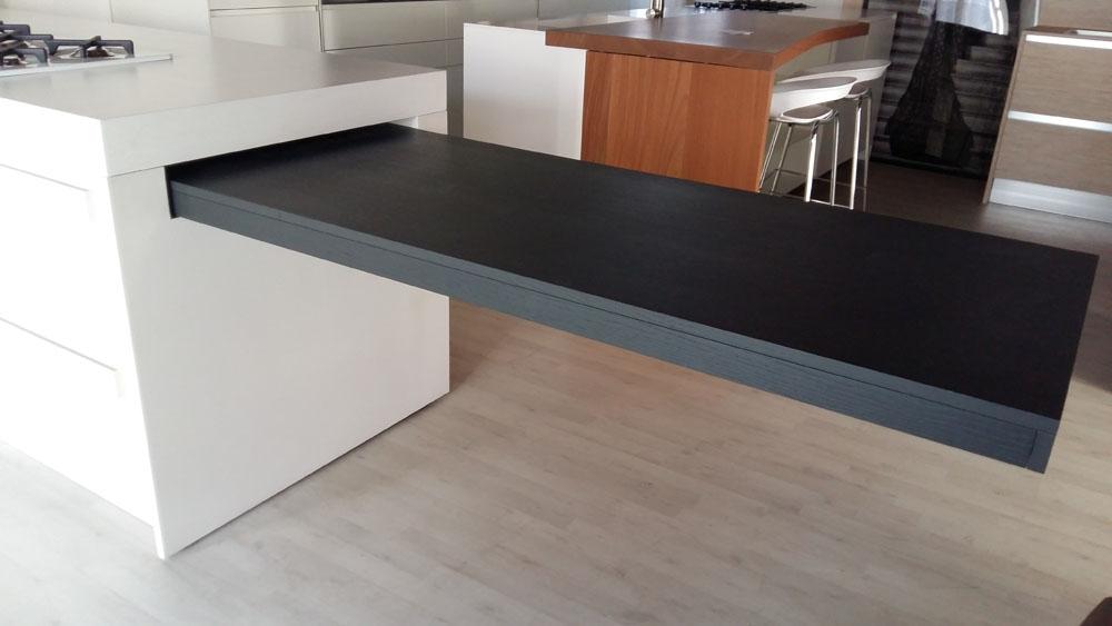 Doimo cucine cucina city moderno legno bianca cucine a - Cucine doimo prezzi ...