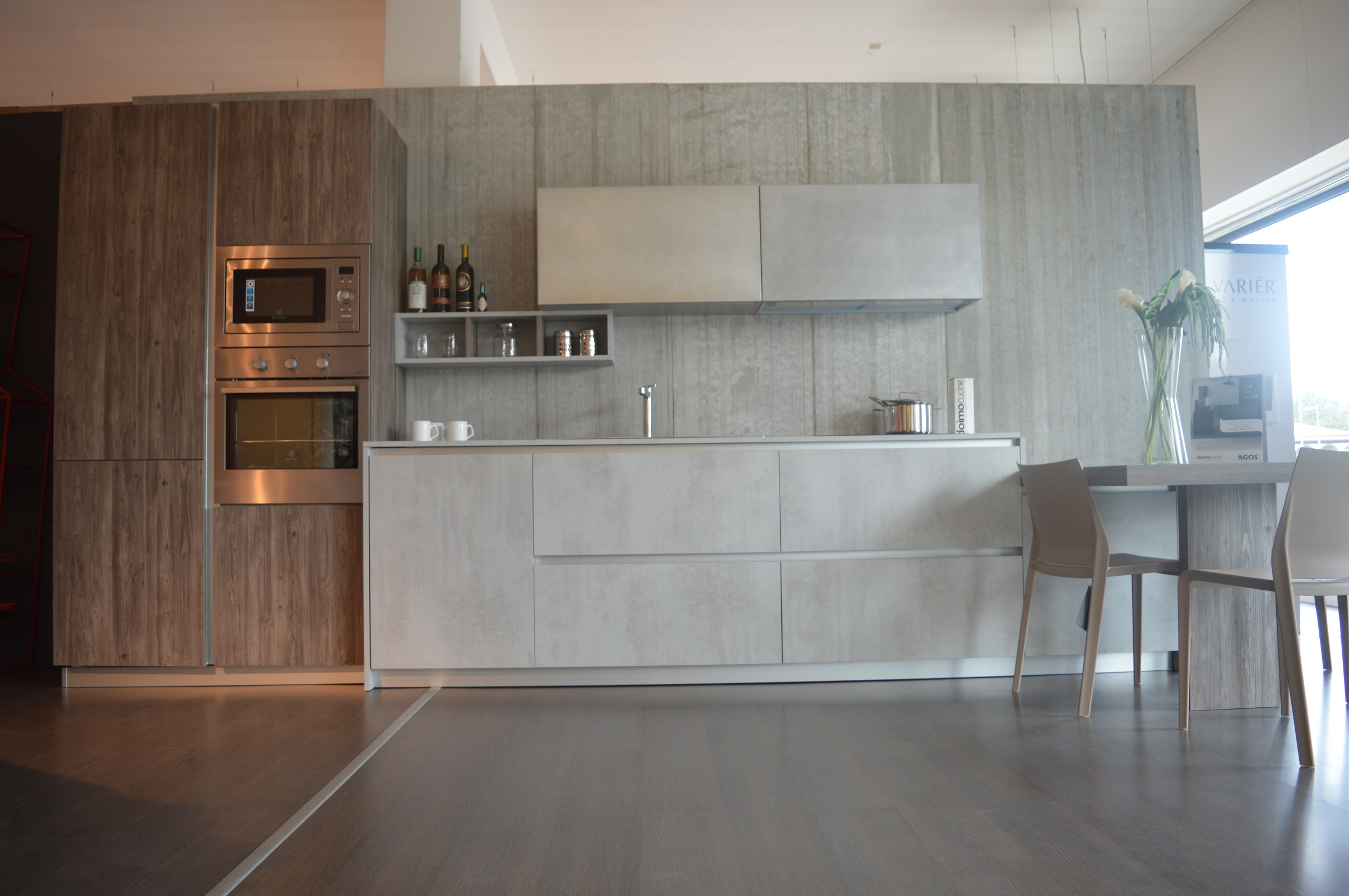 Doimo cucine cucina con penisola easy scontato del 30 for Doimo cucine bolzano