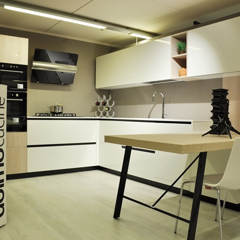 Cucine moderna doimo materia laccata lucida moderne - Prezzi cucine doimo ...