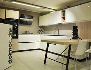 Cucine moderna Doimo- Materia laccata lucida  Moderne scontata 44%