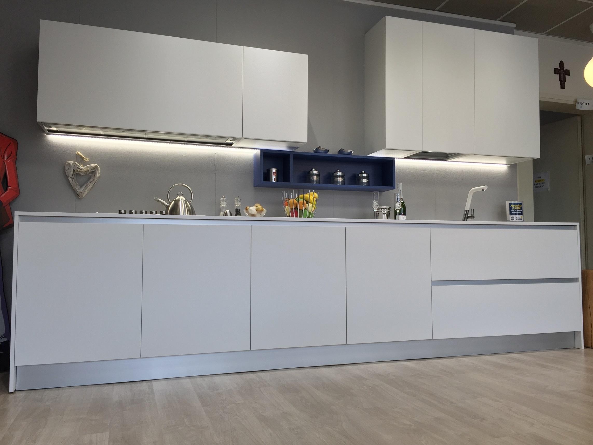 Doimo cucine moderne prezzi scontati cucine a prezzi - Cucine componibili bianche ...