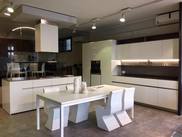 Elmar cucine cucina home home cube design laccato lucido for Piani di cucina con isola e camminare in dispensa