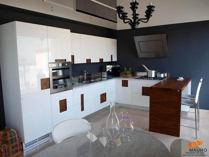 Ernestomeda cucina carre scontato del 50 cucine a - Prezzi cucine ernestomeda ...