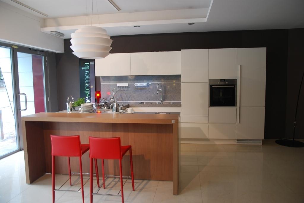 Cucina ernestomeda one design laccato opaco bianca - Alta cucine opinioni ...