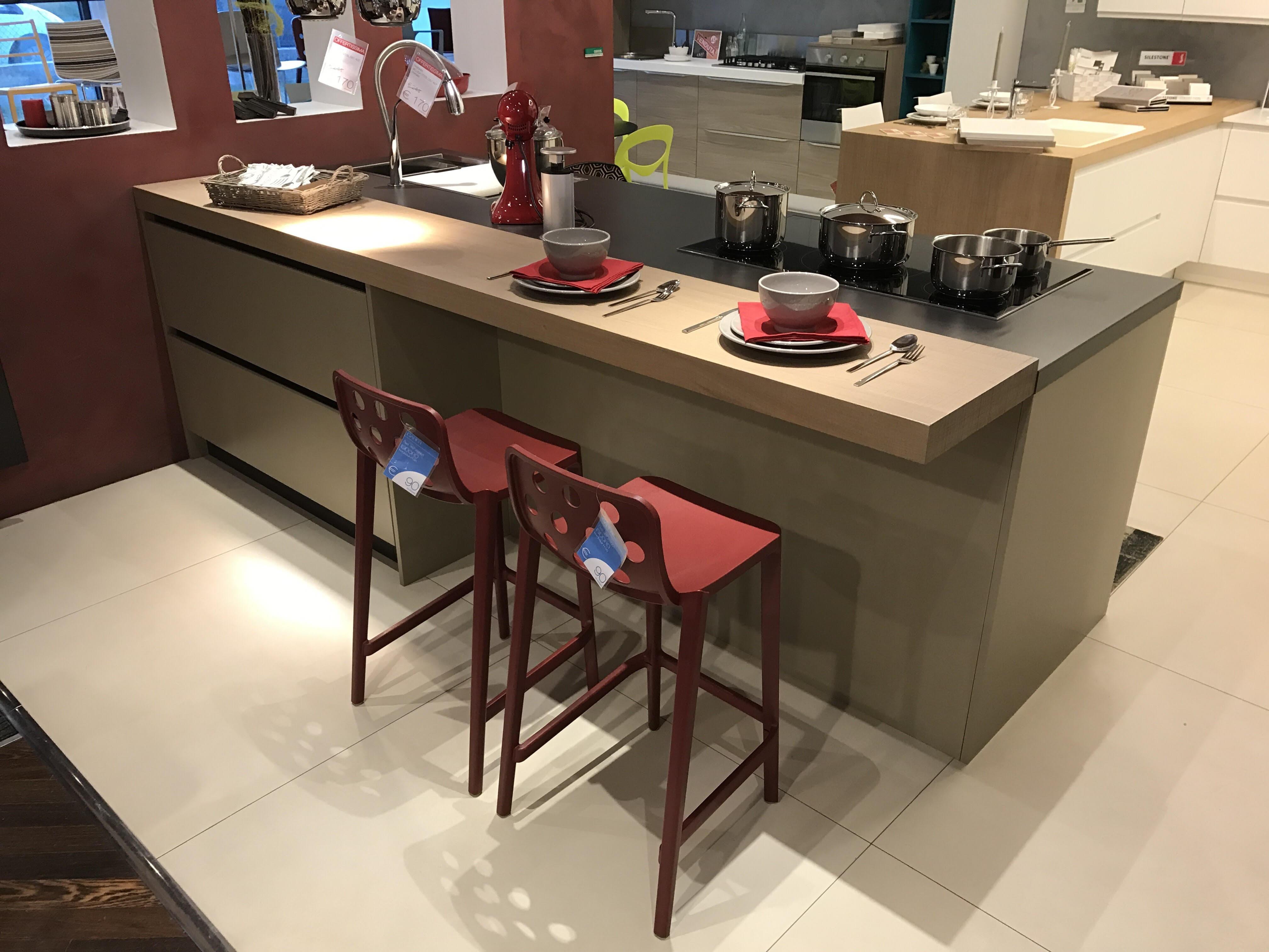 Essebi cucine cucina seta color scontato del 55 cucine - Cucine essebi prezzi ...