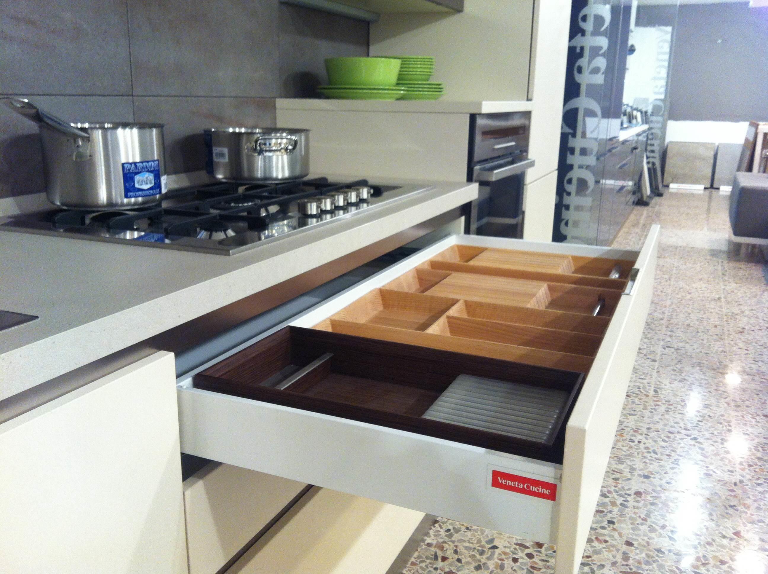Cucina Veneta Cucine Extra go Moderna Laccato Opaco - Cucine a ...