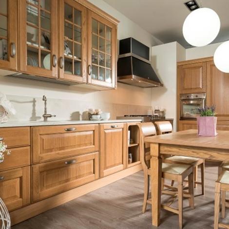 Cucina Scavolini modello Baltimora scontata del 50% - Cucine a ...