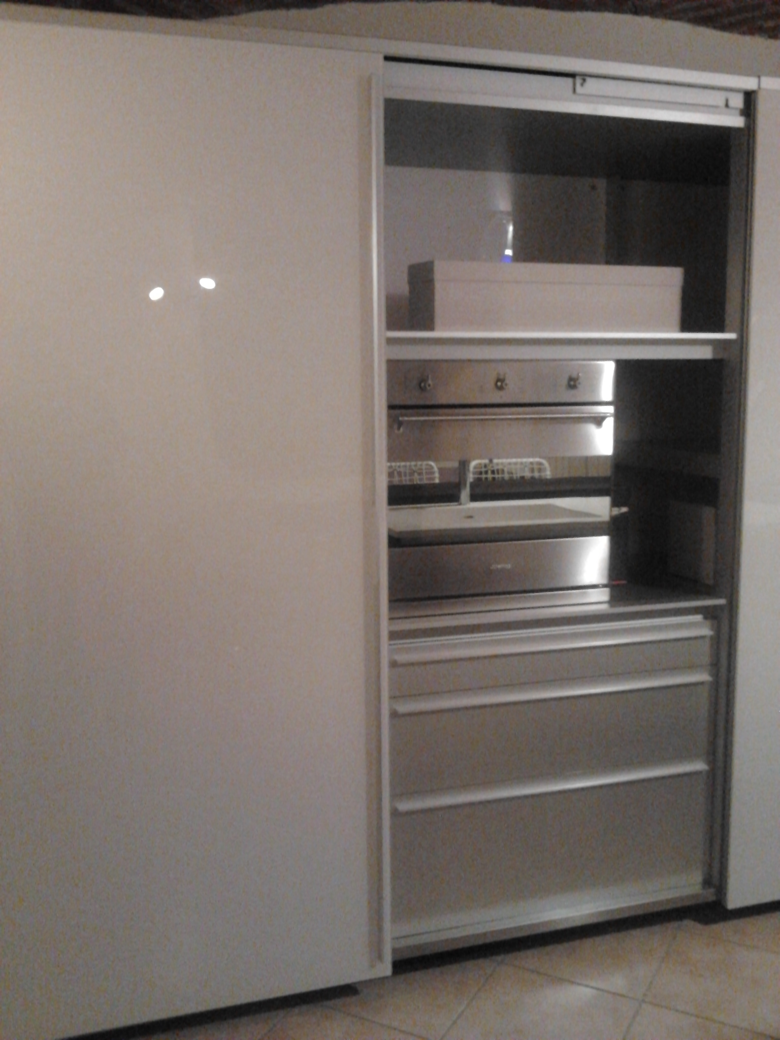 FUORI TUTTO -ARMADIO VALCUCINE - Cucine a prezzi scontati