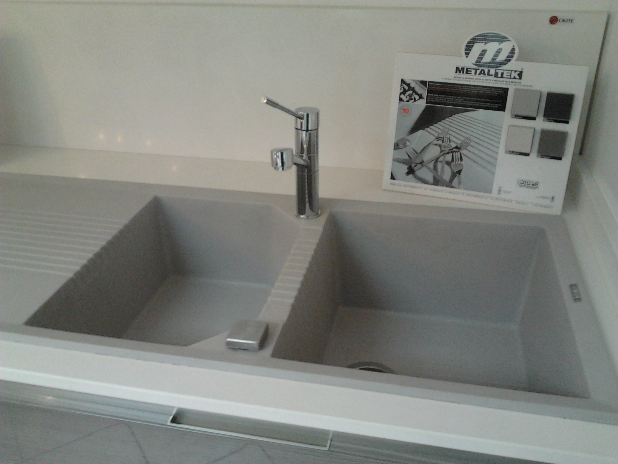 Top Cucina Gres. Trendy Top Corian Cucina With Top Cucina Gres. Free ...