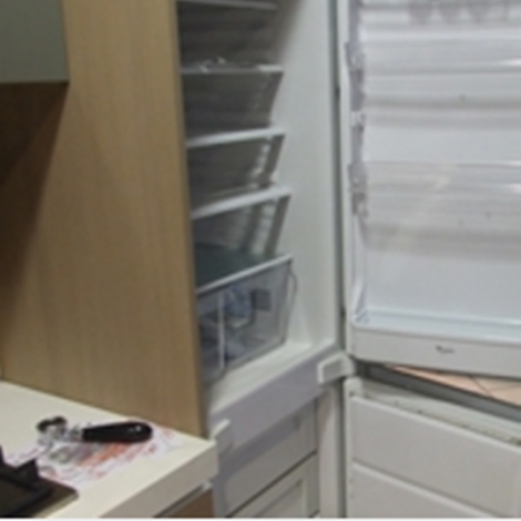 Cucine Componibili ged cucine componibili : GeD cucina in rovere chiaro moderna scontata del 64% - Cucine a ...