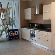 Cucina ged cucine treviso moderna legno bianca scontata - Ged cucine treviso ...