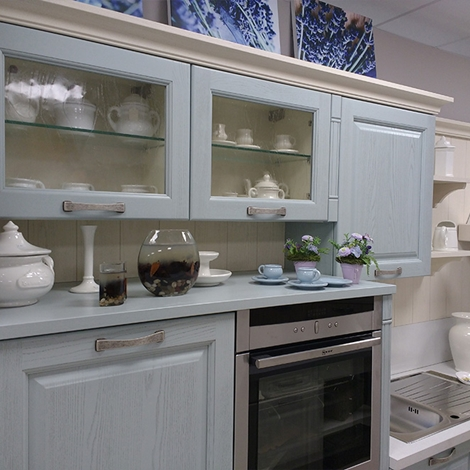 cucine in offerta gentili cucine | mod. romantica, scontata del 44 ... - Cucine Esposizione Scontate