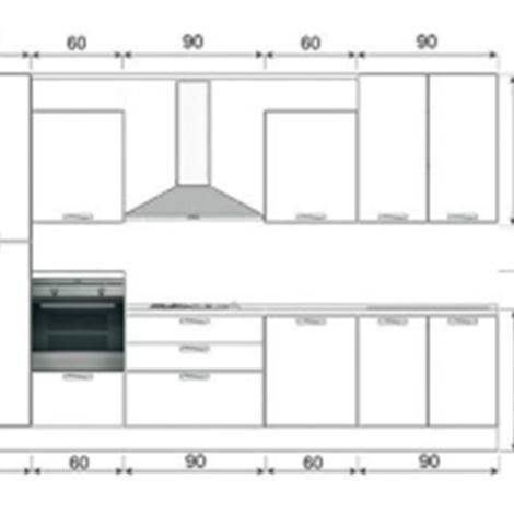 cucina moderna 5 metri lineari : metri lineari Cucine Componibili 3 or Cucine Componibili 3 Metri ...