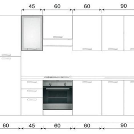 Best Misure Cucine Mondo Convenienza Pictures - Design & Ideas ...