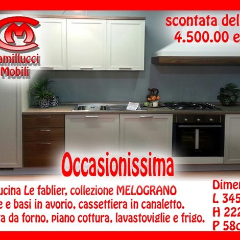 Le fablier cucina cucina melograno moderna legno cucine - Le fablier cucine prezzi ...