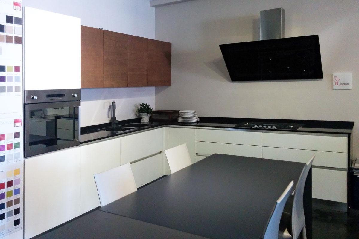 Lube Cucine Cucina Brava Laccato Opaco - Cucine a prezzi scontati