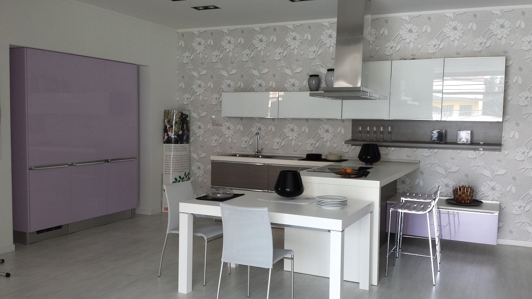Cucine Moderne Con Isola Lube. Interesting Cucina With Cucine ...