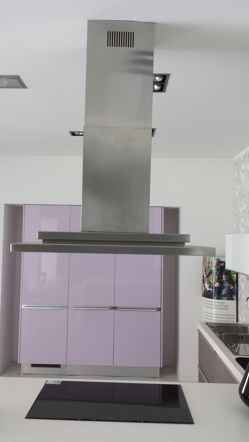 Emejing Cucina Lube Fabiana Ideas - Ideas & Design 2017 ...