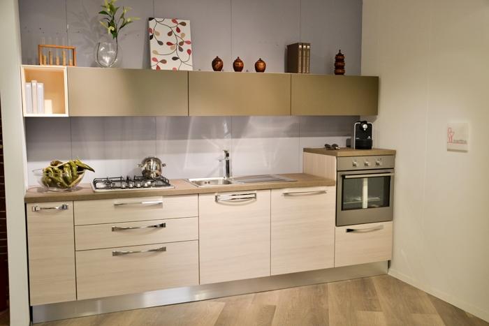cucina lineare lube cucine martina - cucine a prezzi scontati - Cucina Lube Martina