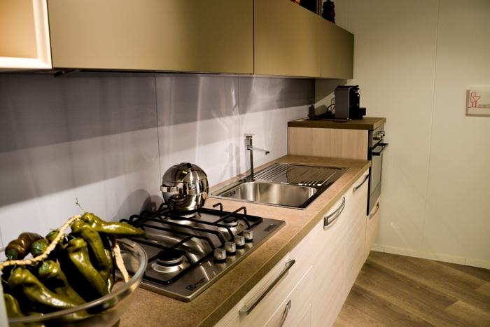Cucina lineare lube cucine martina cucine a prezzi scontati - La cucina di martina ...