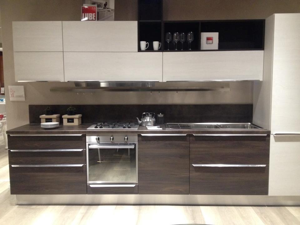Lube cucine cucina noemi scontato del 70 cucine a - Prezzo cucine lube ...