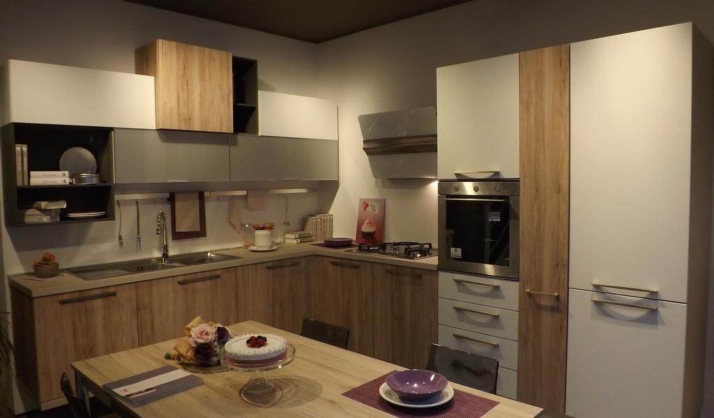 Cucine Lube Swing : Cucina lube cucine swing scontato del a