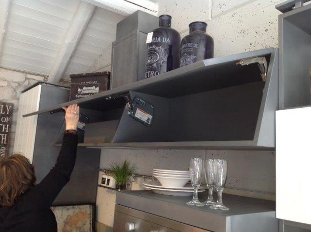 Marchi cucine cucina exedra scontato del 40 cucine a - Marche cucine a gas ...