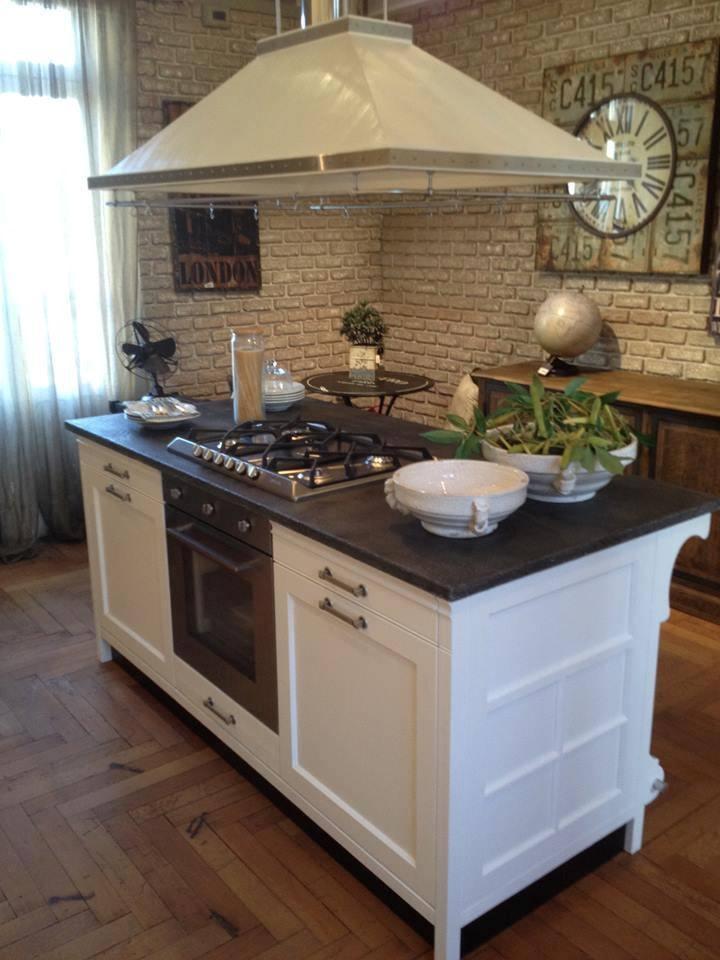 Marchi cucine cucina kreola scontato del 40 cucine a - Marchi cucine italiane ...