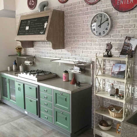 Marchi cucine cucina loft scontato del 50 cucine a - Cucine per loft ...