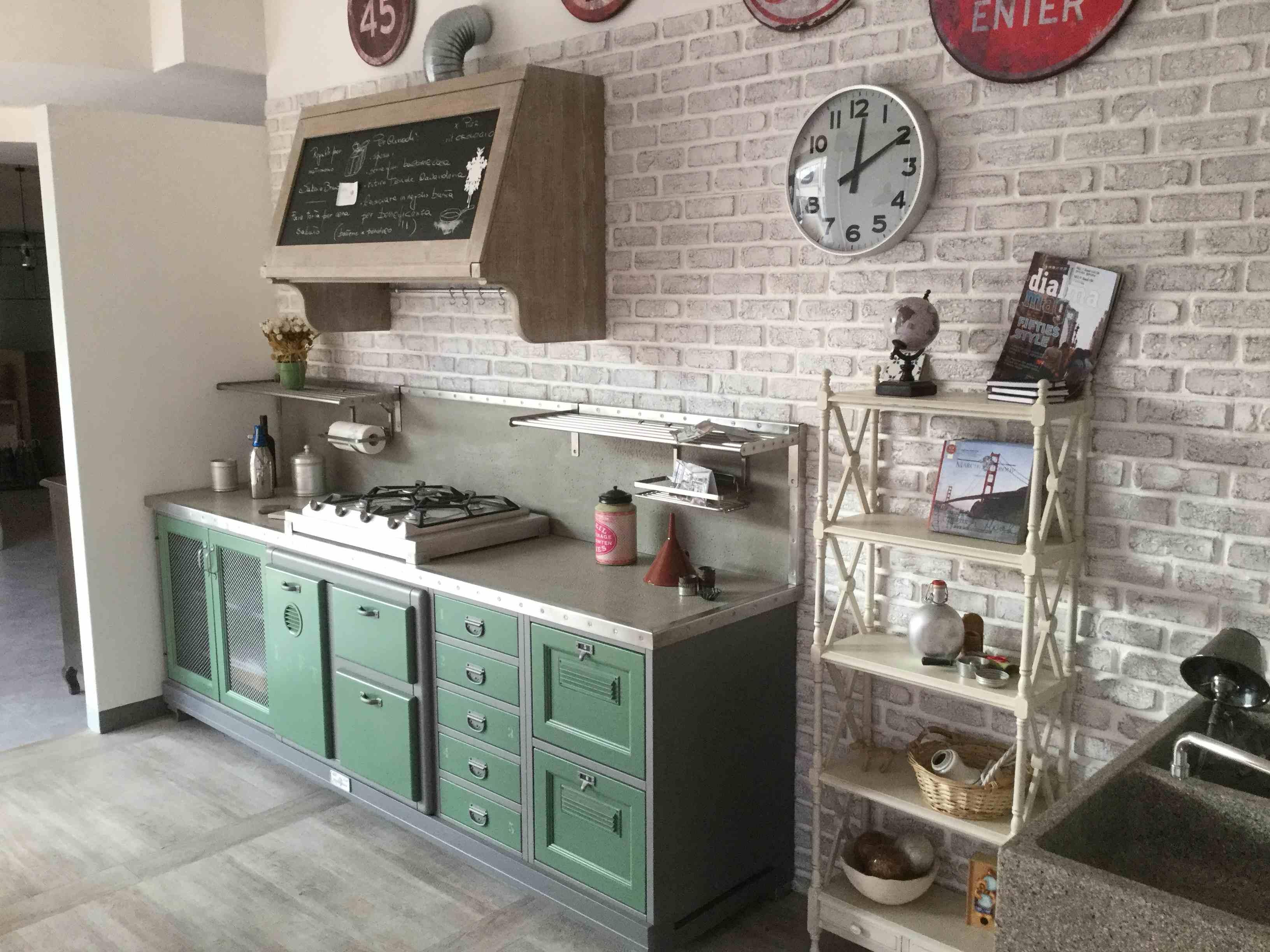 Marchi cucine cucina loft scontato del 50 cucine a - Marchi cucine outlet ...