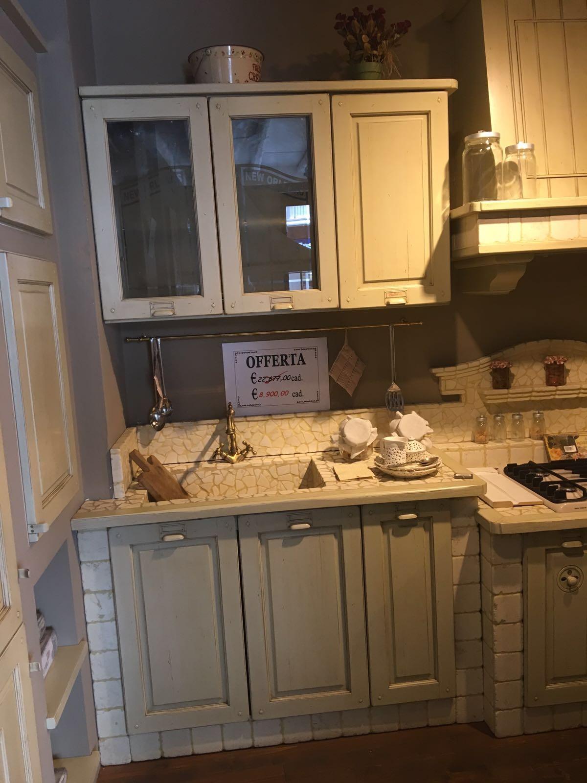 Marchi cucine Cucina New orleans scontato del -40 % - Cucine a ...