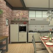 Marchi cucine Nolita - Composizione 10 - scontato del -38 %