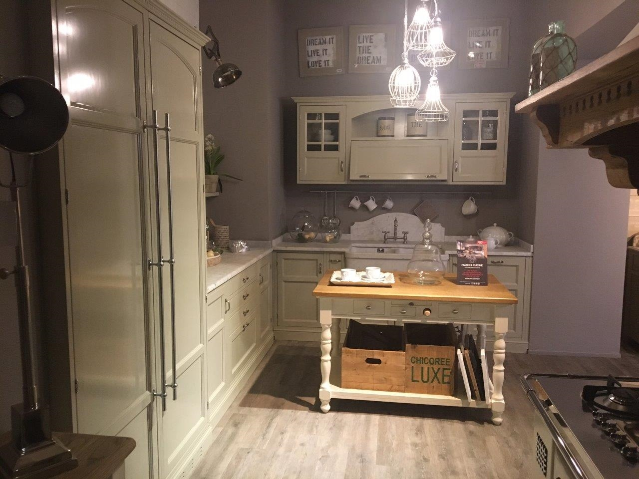 Emejing Cucine Old England Gallery - Ideas & Design 2017 ...