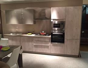 NetCucine - Cucina moderna lineare con elettrodomestici inclusi cod. 01