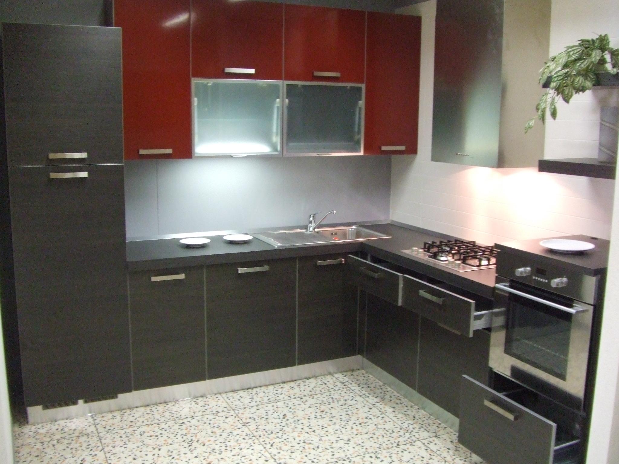 Mobilegno cucine cucina aurora cucine a prezzi scontati - Cappa cucina laterale ...