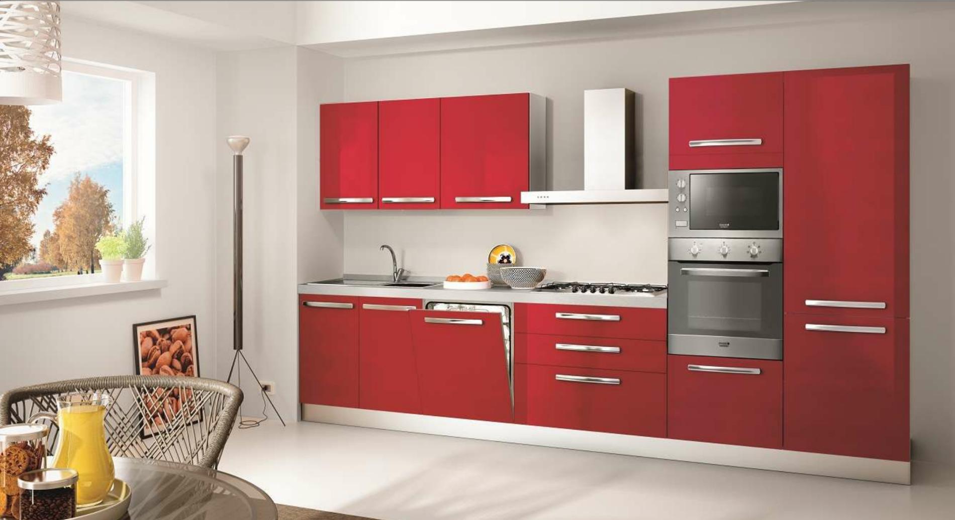 Stunning Cucina Color Melanzana Contemporary Bakeroffroad Us  # Mobiletto Cucina Color Melanzana