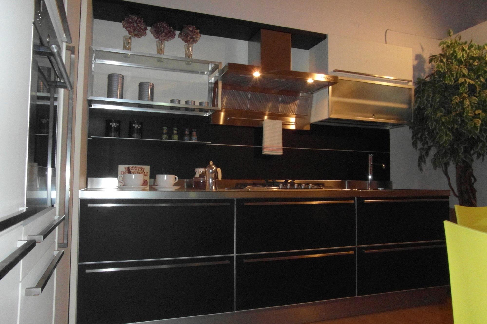 Modulnova Milano Cucina Alu Scontato Del  68 % Cucine A Prezzi  #979932 2000 1332 Modelli Tende Sala Da Pranzo