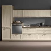 Cucina lineare in stile contemporaneo in offerta