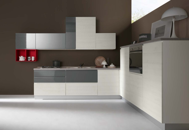 Cucine moderne ad angolo beautiful with cucine moderne ad for Cucine moderne ad angolo